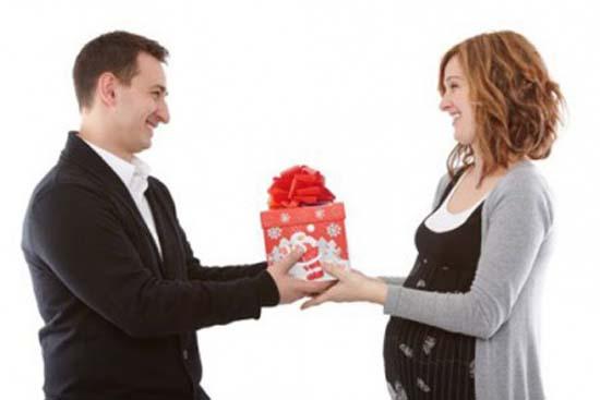 quà giáng sinh cho bà bầu
